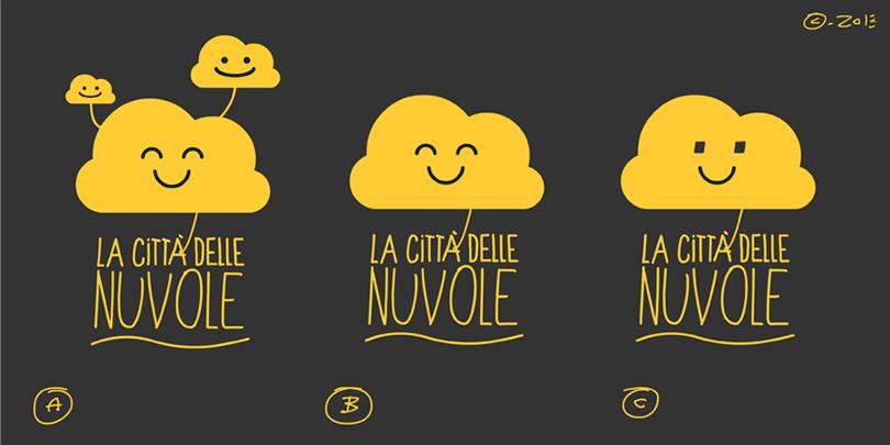 sketch logo nuvola